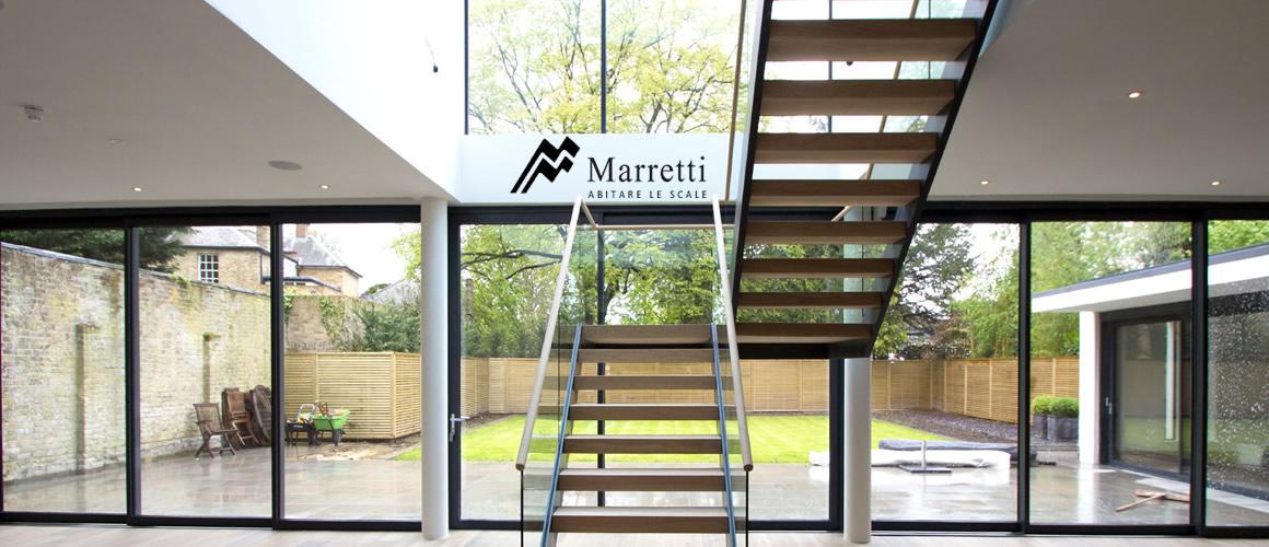 MARETTI STAIRS AND RAILINGS